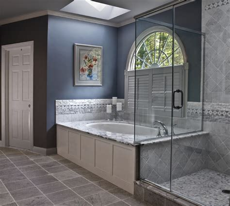 cool bathroom colors gray and blue paint ideas blue and