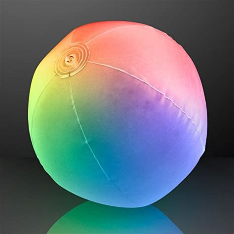 light up beach balls light up beach ball with color changing led lights best