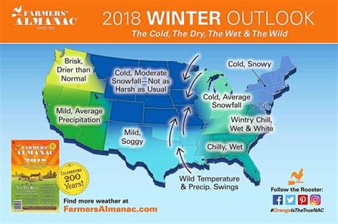 Farmers Almanac Florida by Shorts Or Shovels Farmers Almanac Releases Its Winter Weather Outlook For 2017 18 News