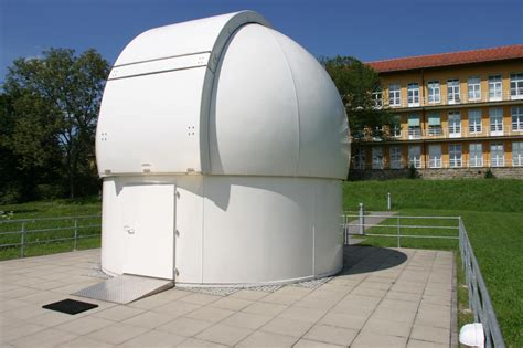 Thorsten Nagel by Iaat Astronomy Das 80cm Teleskop