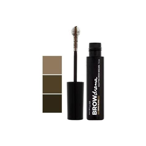 Mascara Maybelline Drama maybelline quot brow drama quot sculpting brow mascara 7 6ml