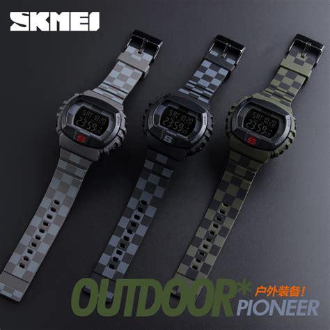 Skmei Jam Tangan Digital Sporty Pria 1304 Black skmei jam tangan digital sporty pria 1304 gray