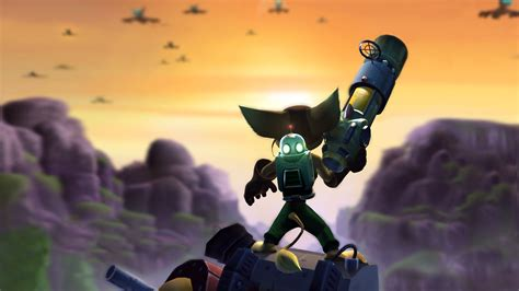 ratchet clank hd wallpapers  background images