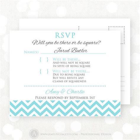 printable rsvp postcards printable rsvp card blue chevron wedding rsvp postcards