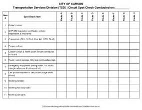 template of a vehicle check in list lesupercoin