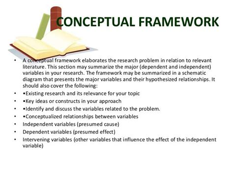 How To Make A Conceptual Framework In Research Paper - best 25 conceptual framework ideas on common