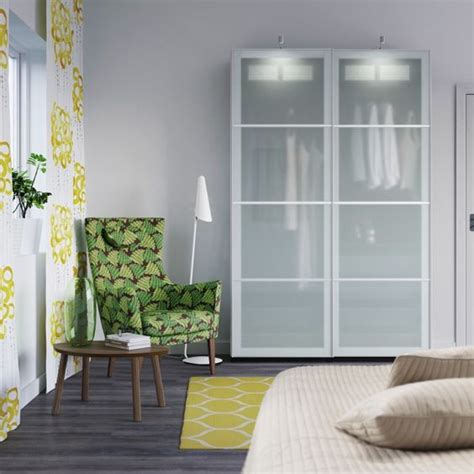 wardrobes with glass doors pax wardrobes wardrobes with frosted glass doors provide