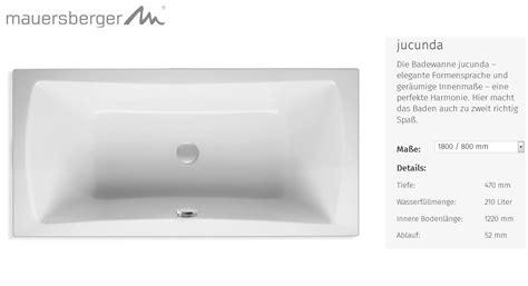 Stahl Badewanne 180x80 by Badewanne 180x80 Cheap Das Bild Wird Geladen With
