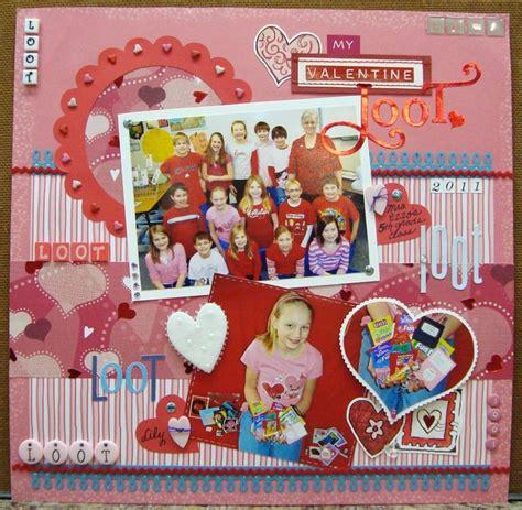 scrapbook layout valentine 1000 images about scrapbook layouts love valentines