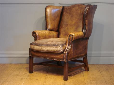 Winged Leather Armchair Design Ideas Antique Wingback Chair For Sale Antique Furniture
