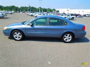 2000 Ford Taurus Ses Graphite Blue Metallic 2000 Ford Taurus Ses Exterior Photo