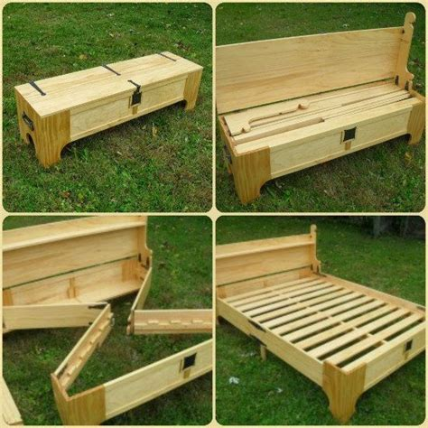 bench seats that fold into a bed how to make a diy bench that folds into a bed