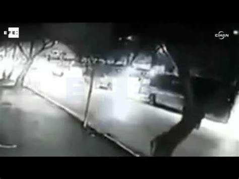Camara De Seguridad Registro El Momento De La Pelea Y El Disparo | c 225 mara de seguridad registr 243 el momento de la explosi 243 n en