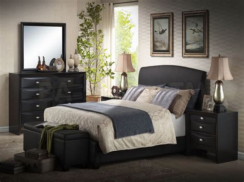 bedroom furniture sets ireland acme ireland kids platform bedroom set in black