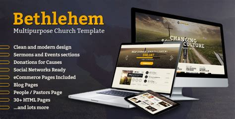 templates bootstrap church site templates bethlehem church bootstrap 3 html5