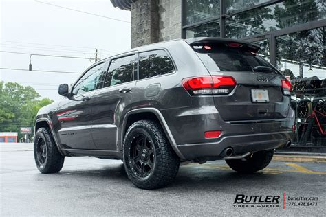 jeep xd wheels jeep grand with 18in xd fusion wheels exclusively