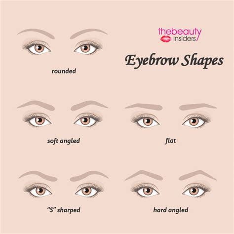 most common eyebrow shape 249 best images about permanent makeup eyebrows