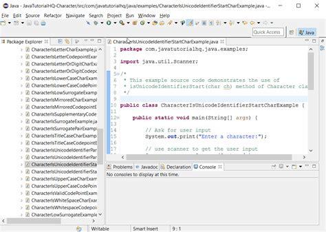 java pattern unicode character java character isunicodeidentifierstart char ch method