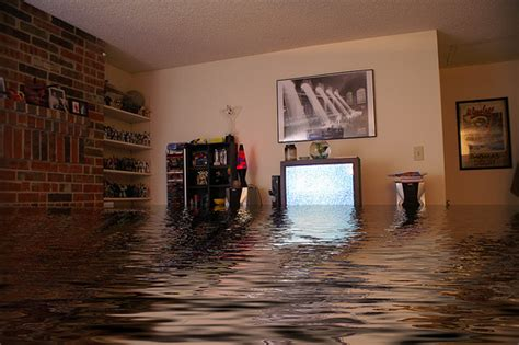 prevent a flooded basement with waterproofing on the
