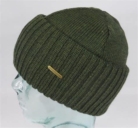 green knit hat stetson knit cap northport cap woolen hat winter hat green new
