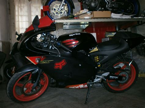 50ccm Motorrad Rs 50 by Motorrad Occasion Kaufen Aprilia Rs 50 W 252 Thrich Motos
