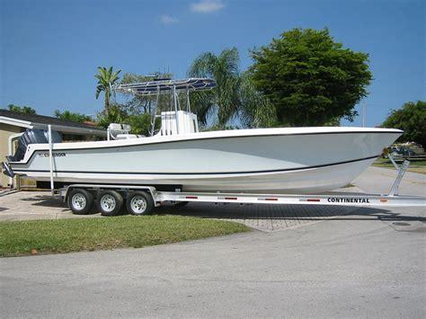 boat trailer axles cost sold 2004 continental cta 3112 triple axle trailer the
