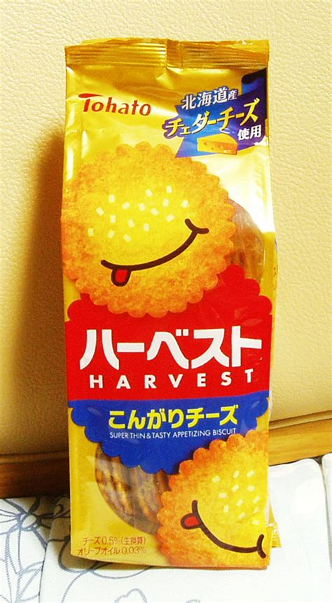 Tohato Harvest Matcha junk food gallery quot harvest quot otaku japan