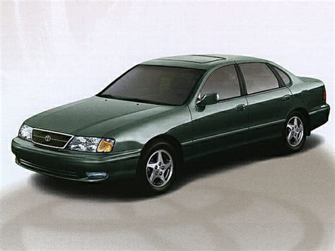 how it works cars 1998 toyota avalon seat position control 1998 toyota avalon overview cars com