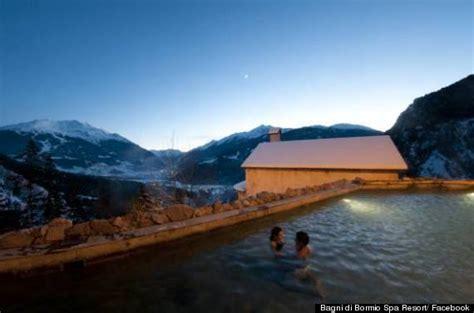 bagni di bormio spa luxury hotels and spas for an apr 232 s ski treatment photos