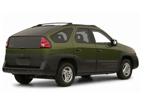 2002 Pontiac Aztek Recalls by 2001 Pontiac Aztek 4dr All Purpose Fwd Overview Roadshow