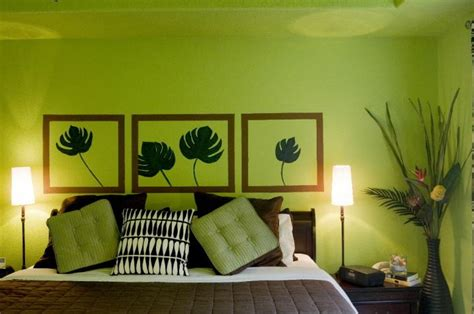 bedroom ideas with green walls 17 fresh and bright lime green bedroom ideas
