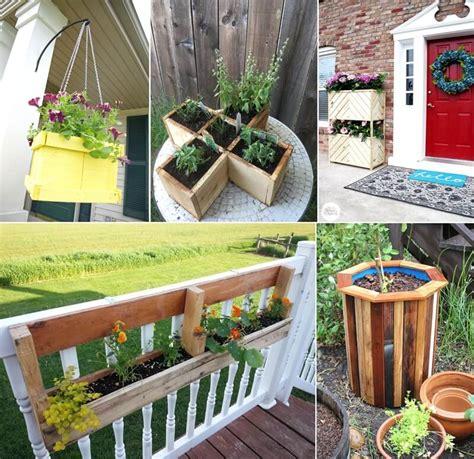planter box ideas diy planter box ideas to try this