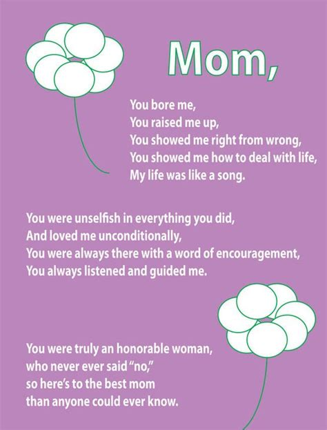 Quotes For Mothers Birthday Deceased Mother Birthday Quotes Mother Htm