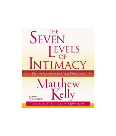 Pdf Seven Levels Intimacy Matthew by Seven Levels Of Intimacy By Matthew Audio Books