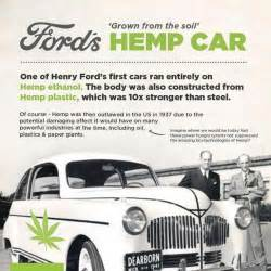 How Did Henry Ford Affect The Automobile Industry Henry Ford S Hemp Car Joe