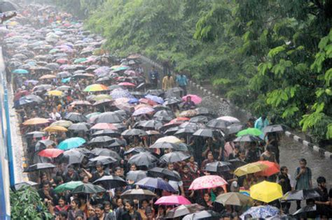 Part Time Mba In Kolkata Jadavpur by Are Jadavpur Students Protesting Due To Ban On