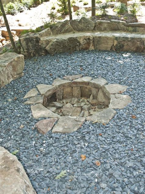 In Ground Firepit In Ground Pit Pit Designs And Pits On