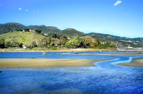 malibu lagoon state park restoring malibu lagoon