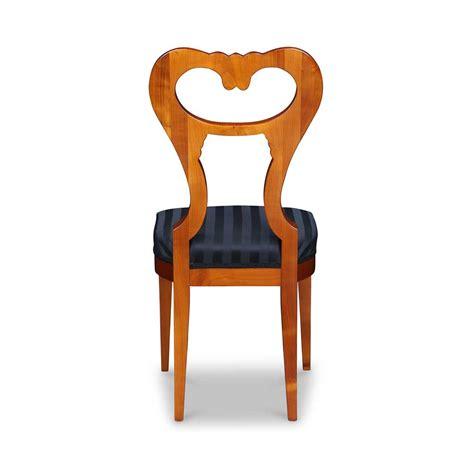 stuhl mit lehne stuhl ballon lehne im biederneierstil bei stilwohnen