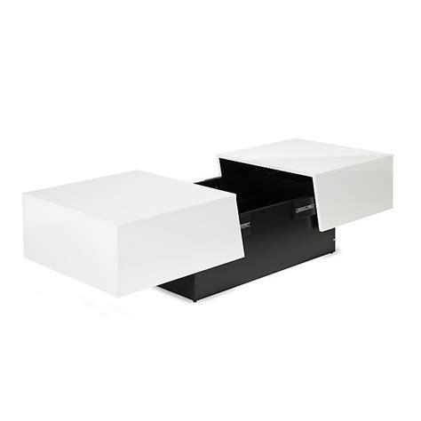 Table De Cuisine Avec Rangement 873 finest pero tables pero table basse blanche avec rangement