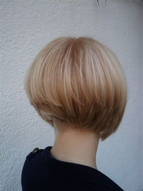 Haircut Bob Undercut | undercut bob back view short hairstyle 2013