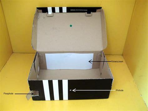 pinhole box brian s notebook a simple pinhole