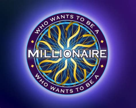 Millionaire To Go Global Via Facebook News C21media Who Wants To Be A Millionaire Layout