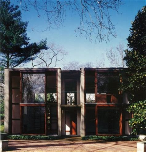 Margaret Esherick House by Ad Classics Esherick House Louis Kahn Archdaily