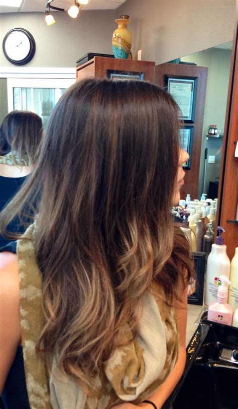 ombre hair for brunettes best 25 brunette ombre ideas on pinterest balyage