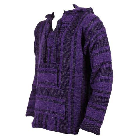rug hoodie for sale siesta mexican baja hippie festival surf hoodie jerga rug jumper ebay