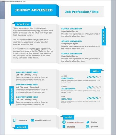 free resume templates for pages free resume templates for pages free sles exles