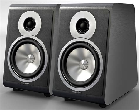 sonus faber principia 3 bookshelf speakers review