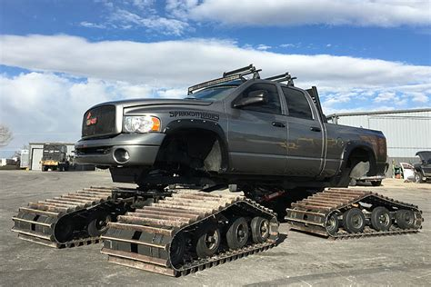 diesel brothers super you can buy the sno cat dodge ram from diesel brothers
