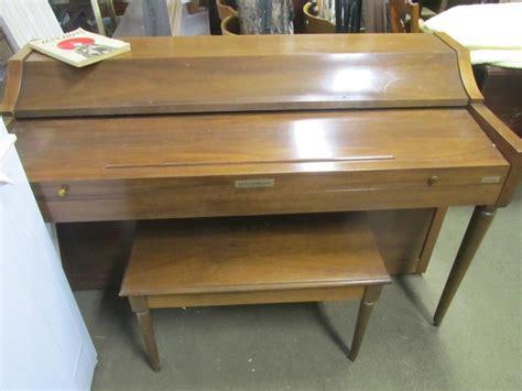 baldwin piano bench baldwin acrosonic spinet piano for sale classifieds